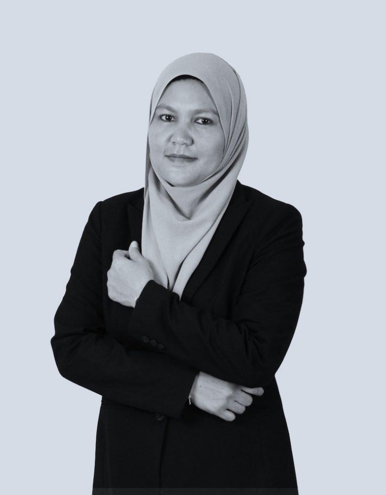 Nik Haslinda Nik Mohd Hashim
